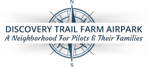 Discovery Trail Farm Airpark Logo